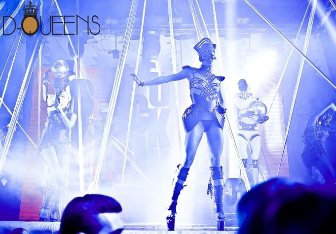"Predictability is Taboo for ""D-Queens"", a Moscow-based Dance Show Inspired by Ms. Grace Jones"