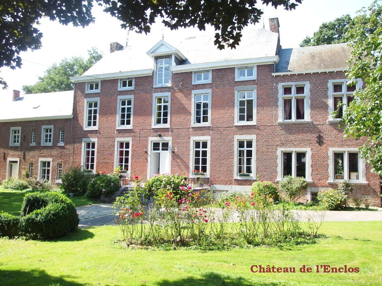 The Enchanting History Of The Château De l'Enclos