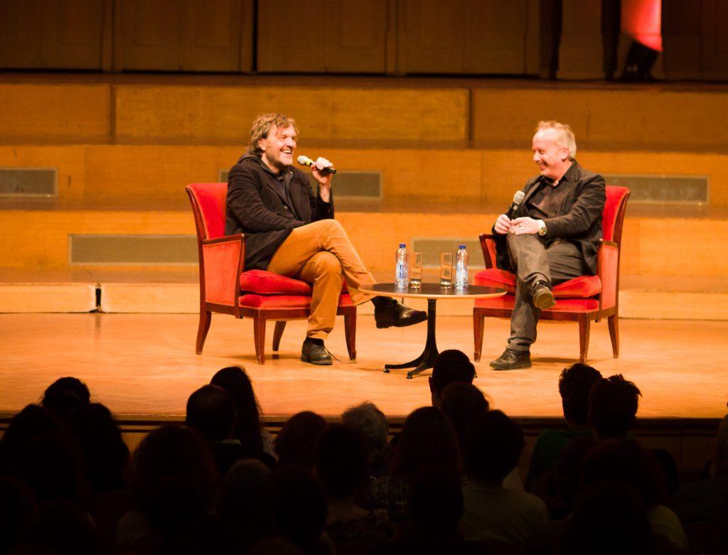 Conversation with Emir Kusturica, BOZAR/Courtesy Anuschka Theunissen