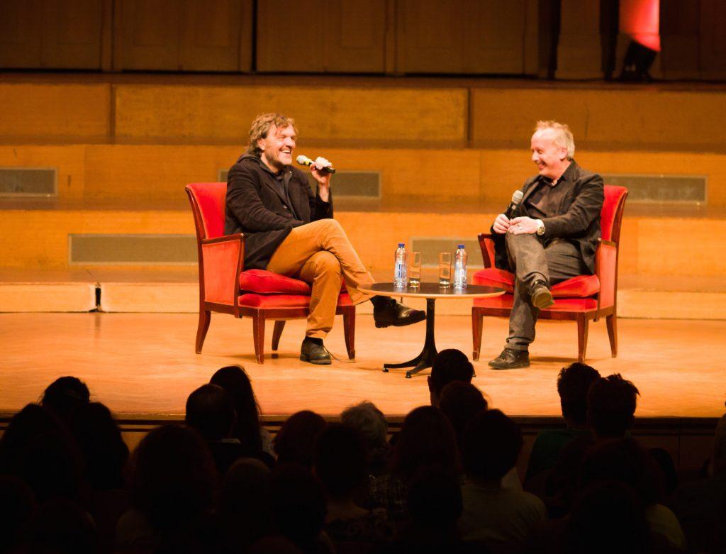 Conversation with Emir Kusturica/Courtesy Anuschka Theunissen