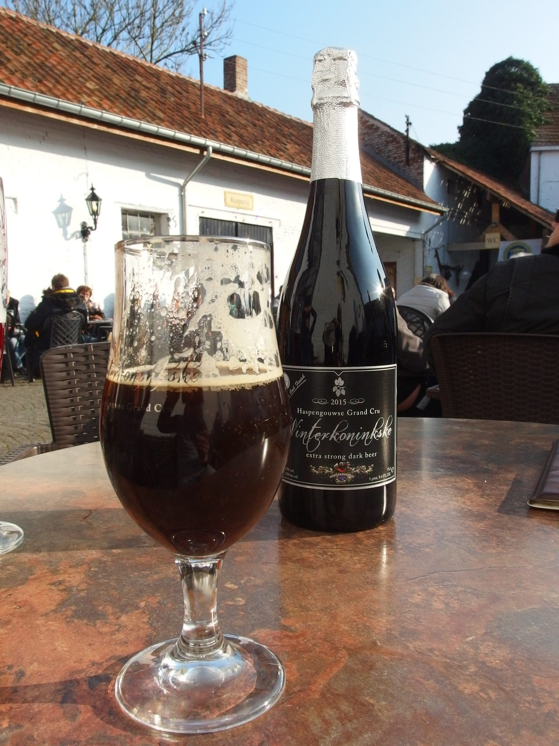 Smooth as Silk: Craft Beer of Sint-Truiden