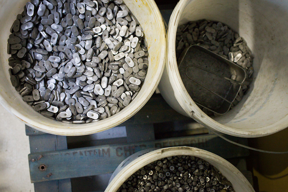 Steel industry waste/Courtesy Anuschka Theunissen