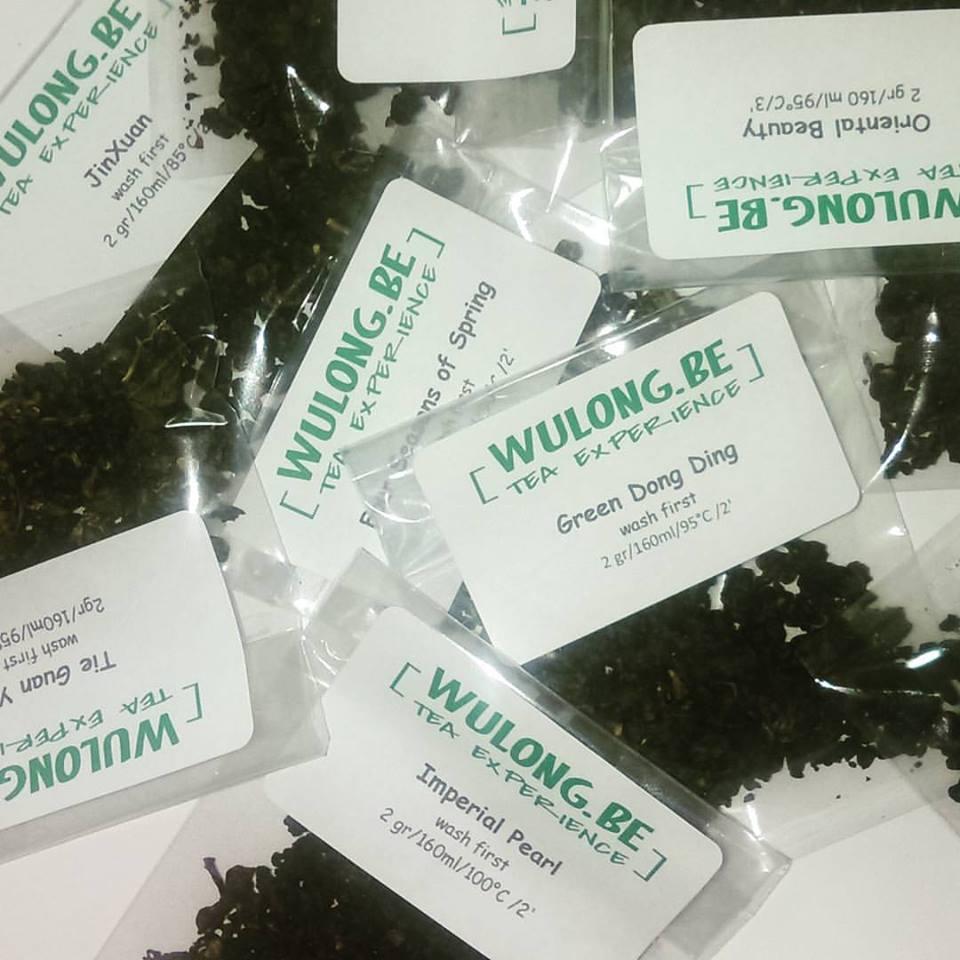 tea 3wulong