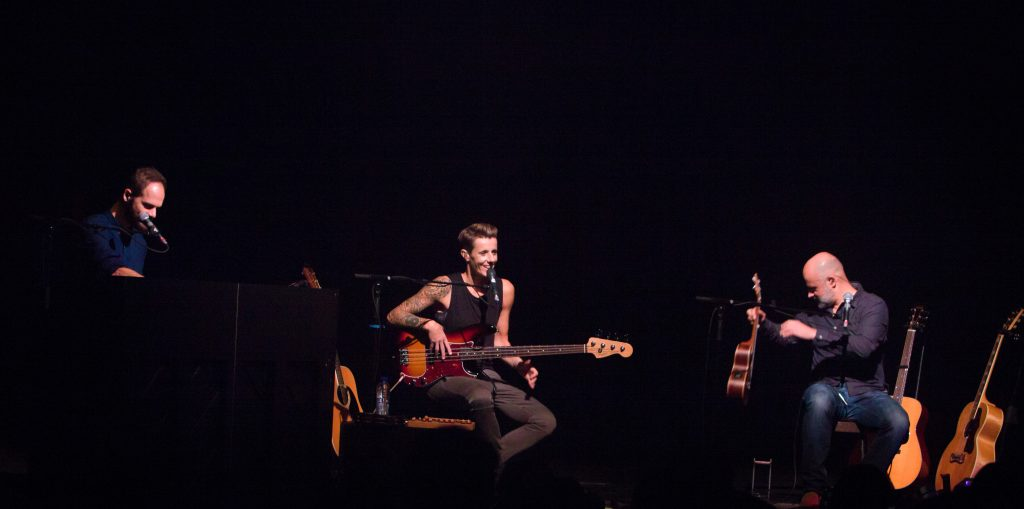 K's Choice, The Backpack Sessions, Cultuurcentrum Hasselt/Courtesy Anuschka Theunissen