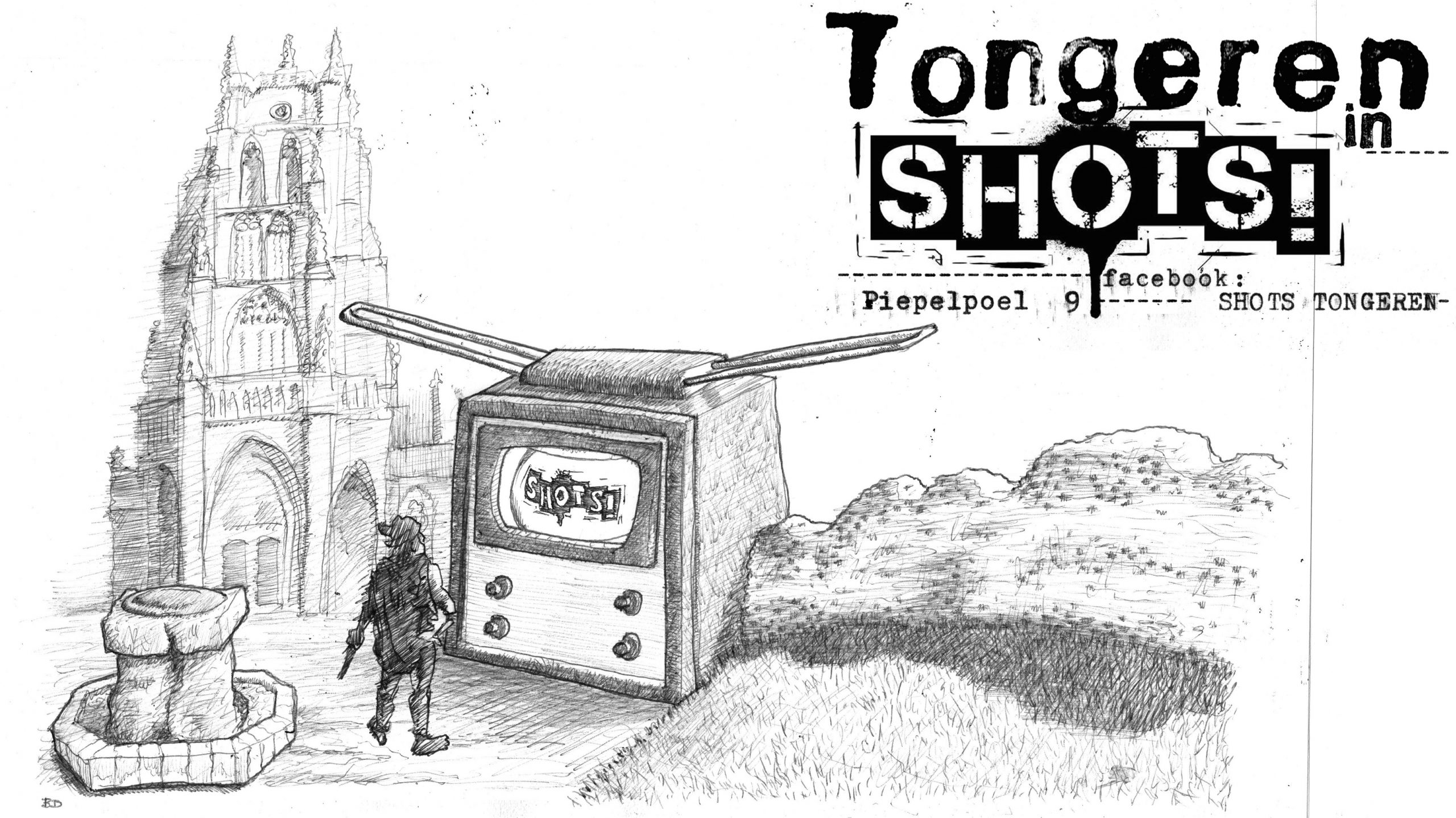 """Our new film project """"TONGEREN IN SHOTS"""" is taking off in February 2017"""