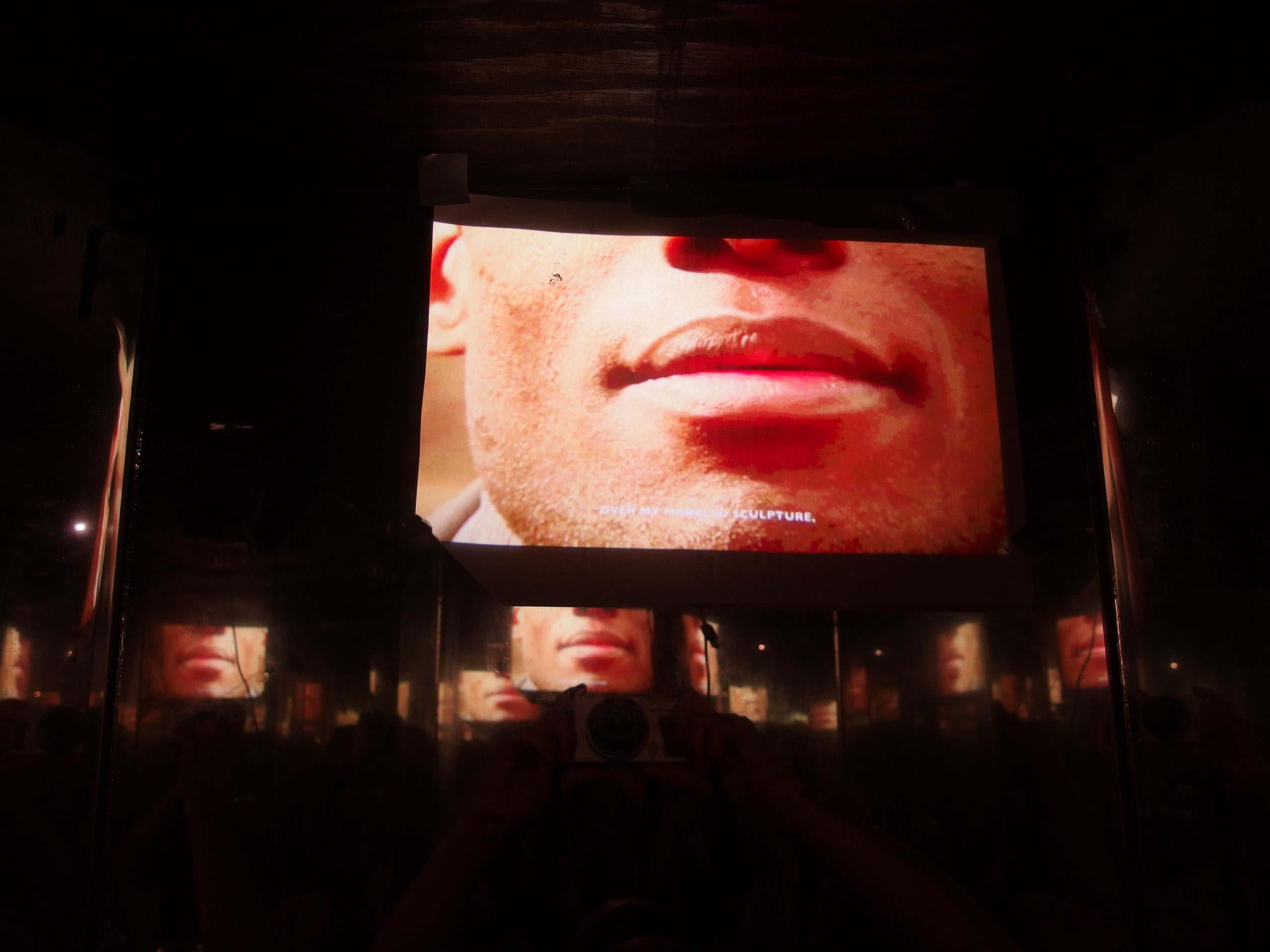 """Mirrors are like Dreams: Filmpoems """"7 Sogni Banali"""" Screened at Kaleidoscope-microcinema"""