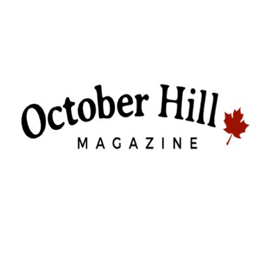 """Poem series from a live show """"So, What is Your Question"""", October Hill Magazine 